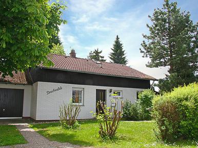 Villa 389191 per 6 persone in Dittishausen