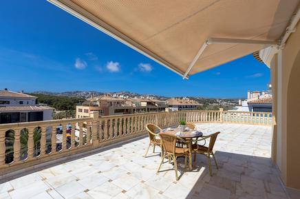 Holiday apartment 390056 for 6 persons in Moraira