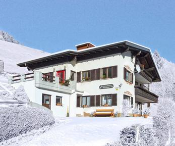 Holiday apartment 391517 for 9 persons in Bartholomäberg
