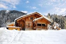 Holiday home 391578 for 15 persons in Châtel