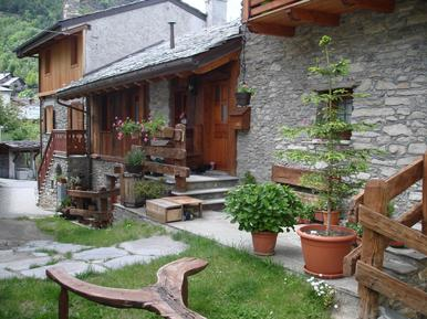 Holiday apartment 392978 for 5 persons in Introd