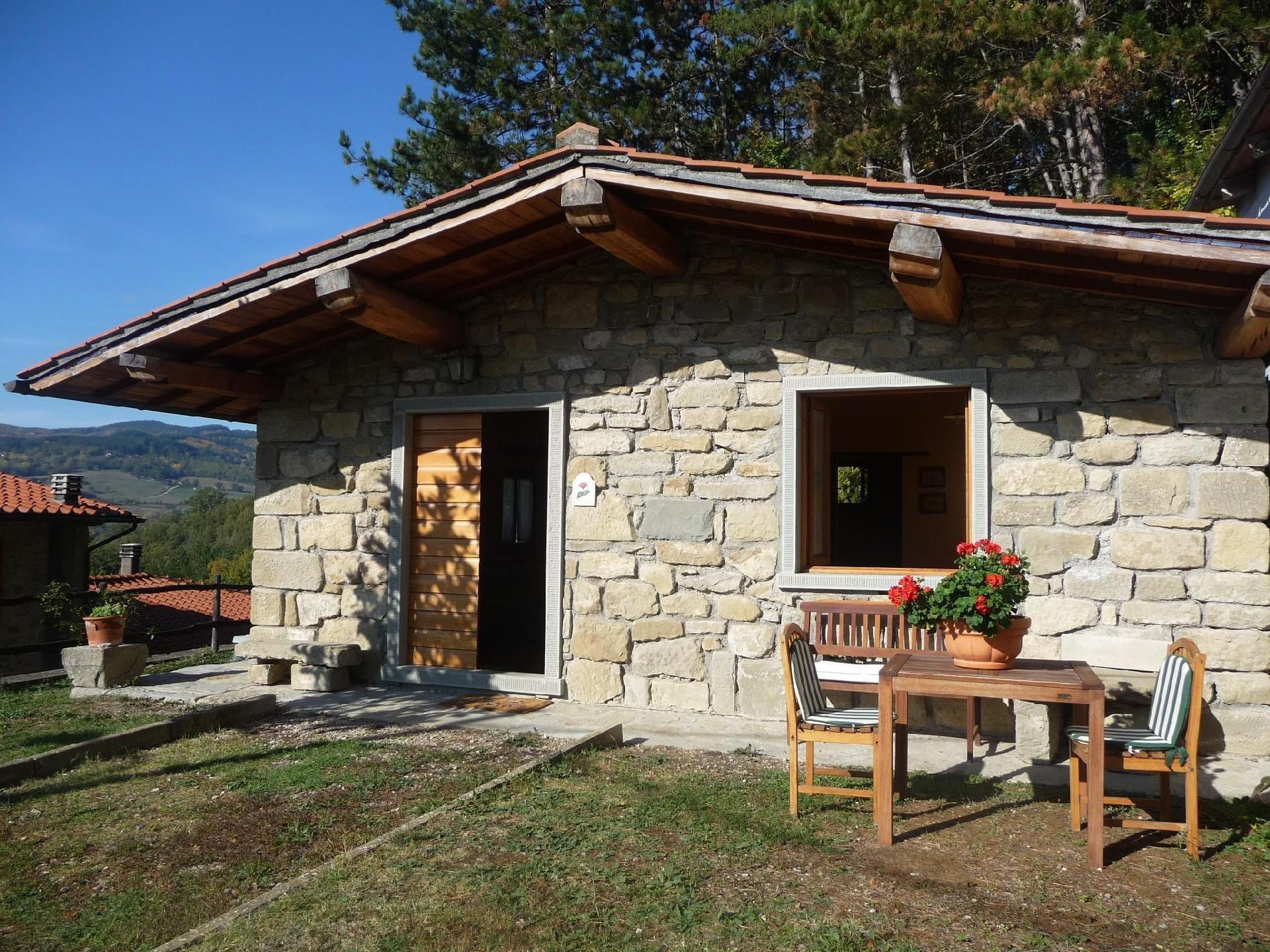 ferienhaus f r 2 personen in pratovecchio atraveo objekt nr 394743. Black Bedroom Furniture Sets. Home Design Ideas