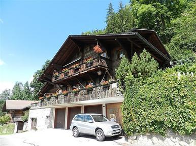 Ferienwohnung 396993 für 4 Personen in Gstaad