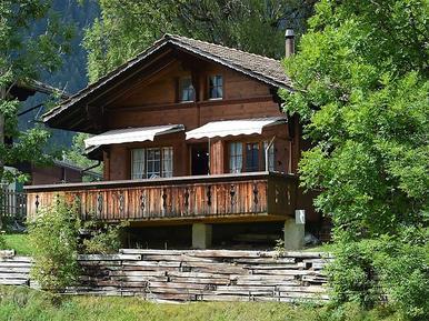 Appartement de vacances 397035 pour 4 personnes , Lauenen