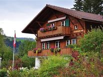Holiday apartment 397139 for 2 persons in Zweisimmen