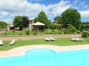Für 4 Personen: Hübsches Apartment / Ferienwohnung in der Region San Casciano Dei Bagni