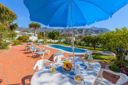 Holiday home 402396 for 6 persons in Nerja
