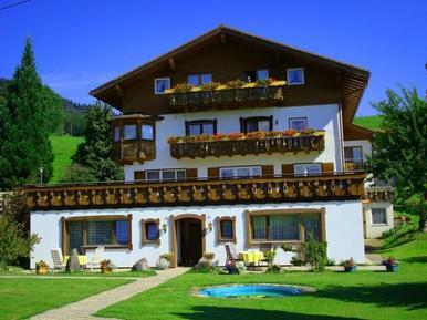Appartement de vacances 403038 pour 4 personnes , Ofterschwang
