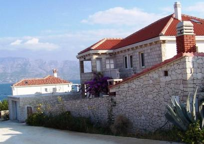 Holiday apartment 403253 for 9 persons in Povlja