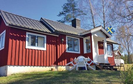 Holiday home 404216 for 4 persons in Köpmannebro