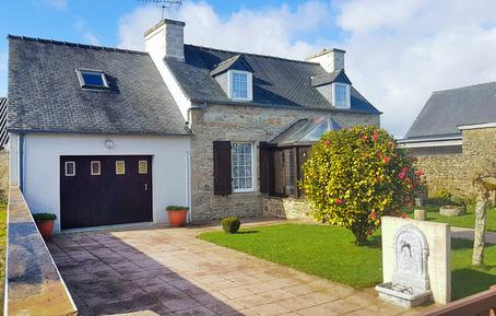 Holiday home 406620 for 8 persons in Le Cloître-Saint-Thégonnec