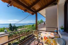 Rekreační byt 413532 pro 3 osoby v Lovran