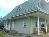 Holiday home 413758 for 6 adults + 2 children in Dąb Polski