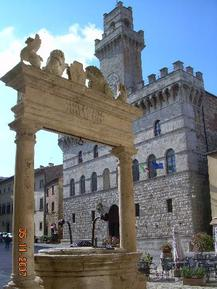 Holiday apartment 416405 for 4 adults + 2 children in Montepulciano