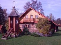 Villa 421707 per 8 persone in Letohrad