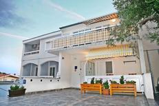Mieszkanie wakacyjne 422124 dla 3 osoby w Baska Voda