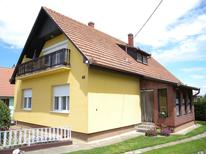 Holiday apartment 424562 for 6 persons in Balatonberény