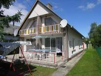 Dom wakacyjny 424602 dla 5 osób w Balatonfenyves