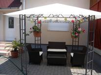 Holiday apartment 425509 for 5 persons in Siofok
