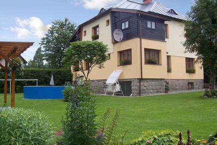 Appartamento 426350 per 4 persone in Harrachov