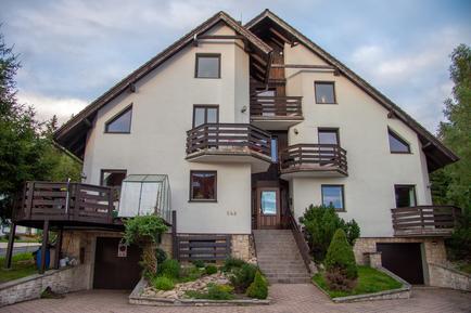 Appartamento 428958 per 10 persone in Harrachov