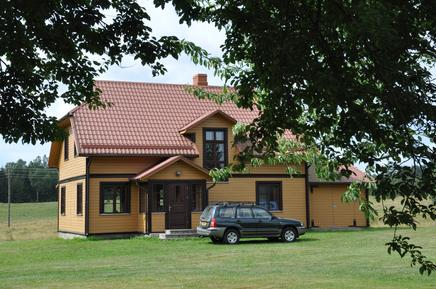Holiday home 432529 for 6 persons in Kuldiga