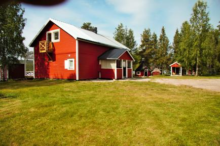 Holiday home 434088 for 5 adults + 1 child in Jokkmokk