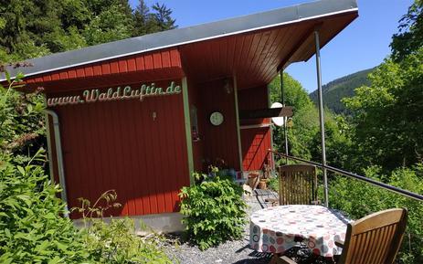 Rekreační dům 437510 pro 3 osoby v Steinach im Thüringer Wald