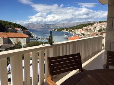 Holiday apartment 438502 for 6 adults + 2 children in Povlja