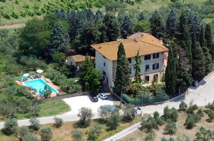 Holiday home 440621 for 21 persons in Montespertoli
