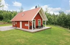 Holiday home 440846 for 6 persons in Holmsjö