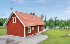 Holiday home 440847 for 6 persons in Holmsjö