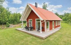 Maison de vacances 440848 pour 6 personnes , Holmsjö
