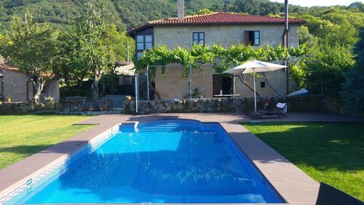 Ferienhaus 448499 für 4 Personen in Parada de Sil