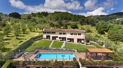 Gemütliches Ferienhaus : Region Montecatini Terme für 20 Personen