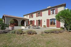 Maison de vacances 448883 pour 10 personnes , Villarzel-du-Razès