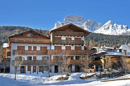 Holiday apartment 457551 for 3 adults + 1 child in Borca di Cadore