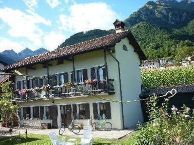 Holiday home 457567 for 5 adults + 1 child in Feltre
