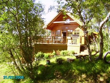 Holiday home 459569 for 6 persons in Fnjóskadalur