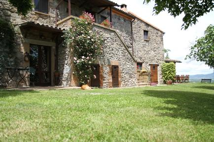 Appartement 460667 voor 4 personen in Civitella d'Agliano