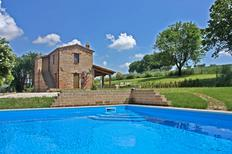 Holiday home 462254 for 6 persons in Montegiorgio