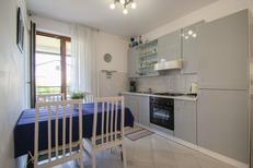Rekreační byt 462266 pro 4 osoby v Novigrad