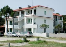 Mieszkanie wakacyjne 466371 dla 4 dorośli + 1 dziecko w Lido di Spina