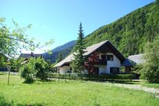 Holiday apartment 466960 for 8 persons in Gozd Martuljek