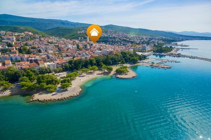 Apartamento 468529 para 2 adultos + 2 niños en Crikvenica