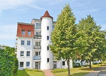 Holiday apartment 472812 for 4 persons in Ostseebad Heringsdorf