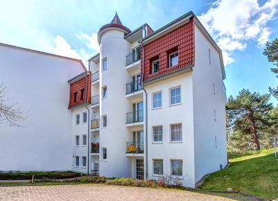 Appartamento 472813 per 2 persone in Ostseebad Heringsdorf