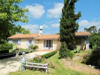 Holiday home 475630 for 6 persons in Gaillan-en-Medoc