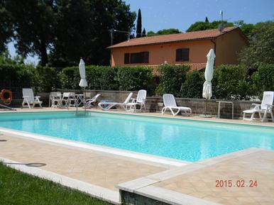 Ferienwohnung 477487 für 5 Personen in Orvieto
