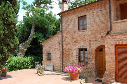 Holiday apartment 478486 for 4 adults + 2 children in Montaione